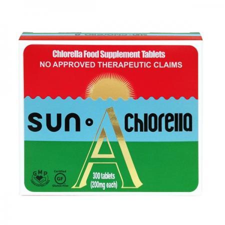 sunchlorella-A-300-tablets